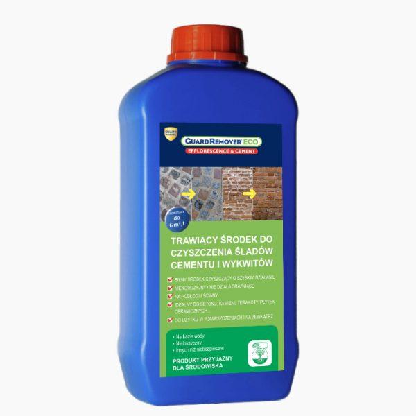 środek do usuwania cementu i zapraw